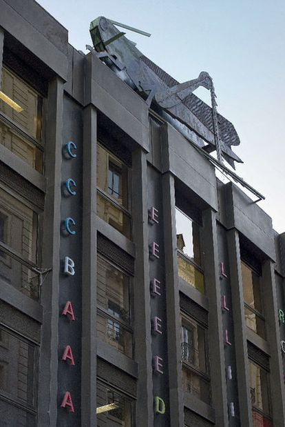 Brossa aseguraba que su obra era un homenaje al talento de los aparejadores.