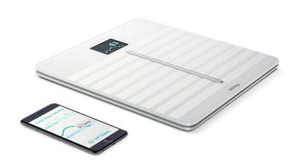 Báscula Body Cardio de Withings, la división de salud de Nokia.