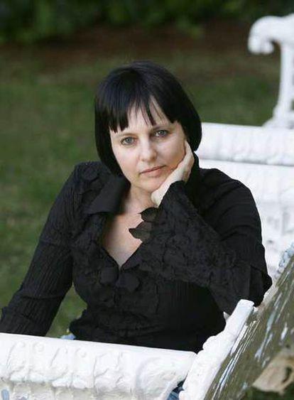 La escritora malagueña Chantal Maillard.