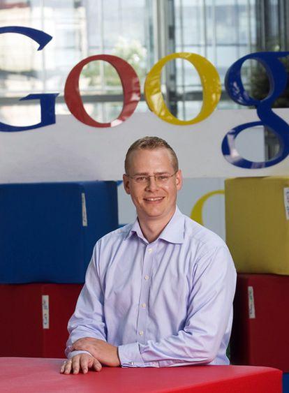 Anders Sandholm, directivo de Google.