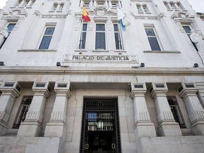 Sede del Tribunal Superior de Justicia de Galicia