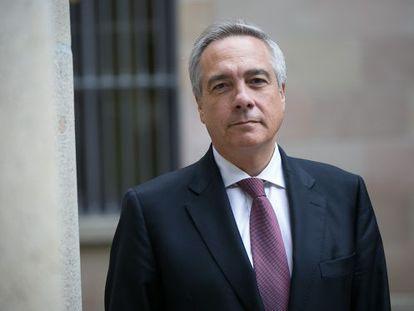 El ex primer secretario del PSC, Pere Navarro.