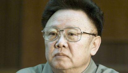 El líder norcoreano Kim Jong-il.