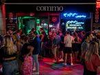 DVD 1059 (25-06-21)Un bar que abre hasta las 3 de la madrugada en en centro de Madrid. Foto: Olmo Calvo