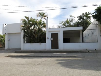 Propiedad confiscada a Joaquín Guzmán Loera, ubicada en el Estado de Culiacán, la cual será sorteada a través de la Lotería Nacional el 15 de septiembre de 2021.