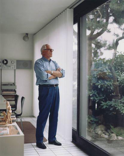 Rams, fotografiado en su casa en Kronberg (Alemania).