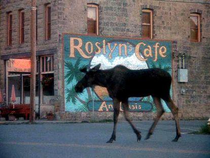 Una imagen de la cabecera de 'Doctor en Alaska'.