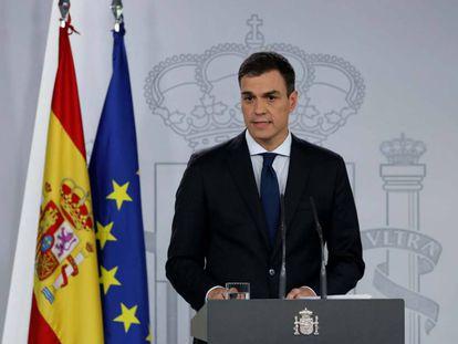 El presidente español Pedro Sánchez ha anunciado su nuevo Gobierno el pasado 6 de junio en Madrid.