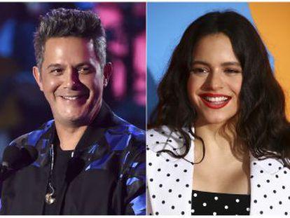 Alejandro Sanz y Rosalía, con ocho y cinco candidaturas respectivamente, parten como favoritos de la gala que presentarán Ricky Martin, Paz Vega y Roselyn Sánchez