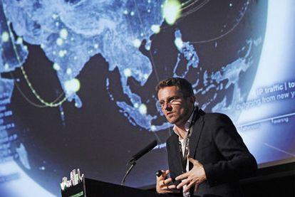 Carlo Ratti, director del laboratorio SENSEable.