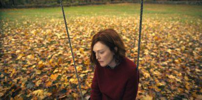 Julianne Moore en 'La historia de Lisey'.