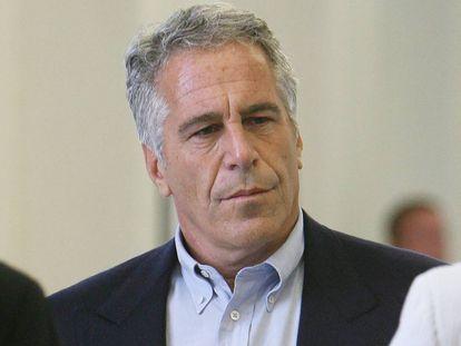 El financiero Jeffrey Epstein.