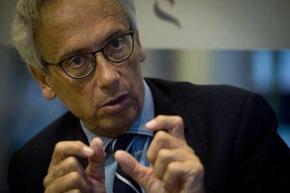 El doctor Bonaventura Clotet, presidente de la Gala contra el SIDA.