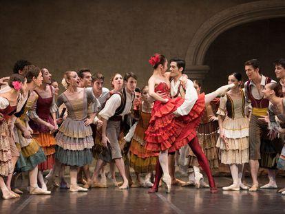 El 'Don Quijote' de la Compañía Nacional de Danza será uno de los platos fuertes del programa de actividades.