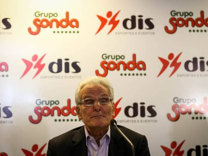 Delcir Sonsa, fundador de la empresa DIS.
