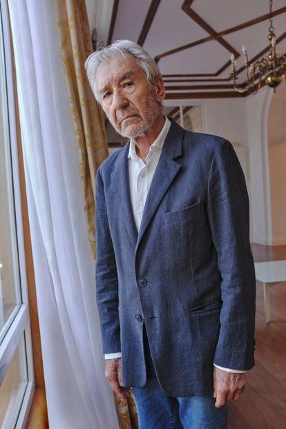José Sacristán recibirá el Premio Nacional de Cinematografía.