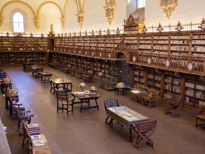 Biblioteca General Histórica de la Universidad de Salamanca.