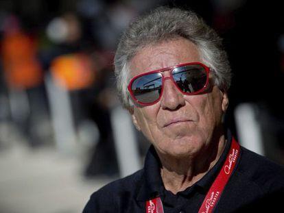 Mario Andretti, campeón del mundo en 1978, este fin de semana en Austin.