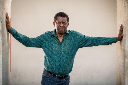 El escritor haitiano Dany Laferriere, fotografiado en París este sábado.