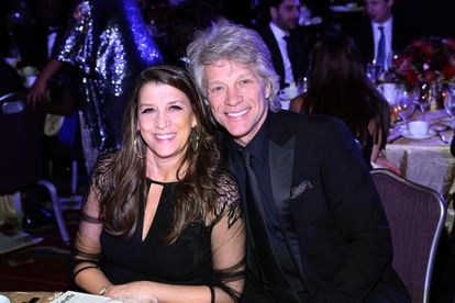 Jon Bon Jovi y su esposa, Dorothea Hurley, en Nueva York el pasado 2 de marzo.