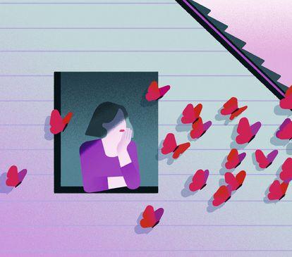 ilustración para el tema MENOPAUSIA:UN TABÚ A DERRIBAR