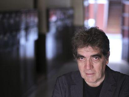 El escritor Eduardo Lago, fotografiado en Madrid.