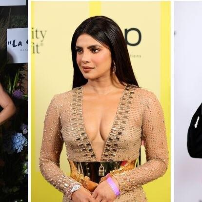 Julianne Hough, Priyanka Chopra y Usher.