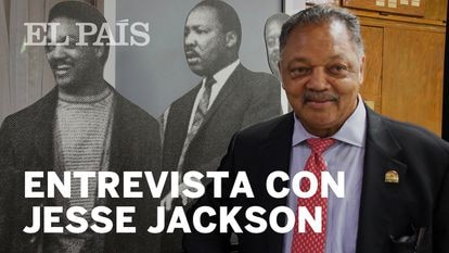 "Jesse Jackson: ""Trump promueve un supremacismo blanco contra un mundo globalizado"""