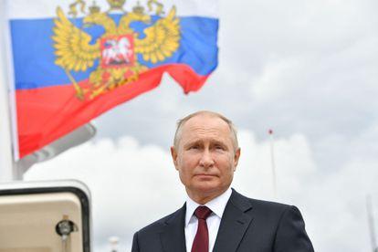 El presidente ruso, Vladímir Putin, el pasado 25 de julio en San Petersburgo.