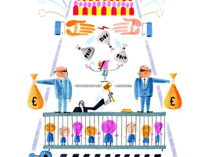 Ilustración de Pepe Medina .