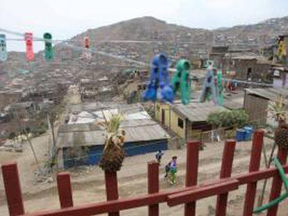 Según un informe, Perú ha reducido su tasa de pobreza a la mitad, al pasar de 54,4 % en 1991 a 25,8 % en 2012. EFE/Archivo