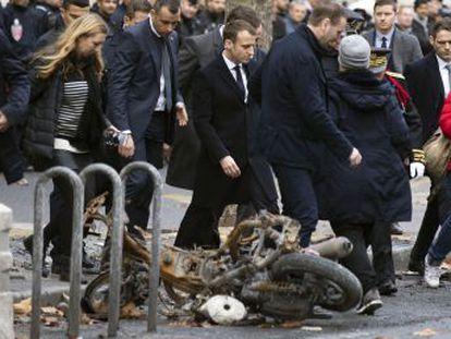 Marine Le Pen y el izquierdista Mélenchon piden disolver la Asamblea Nacional y elecciones legislativas