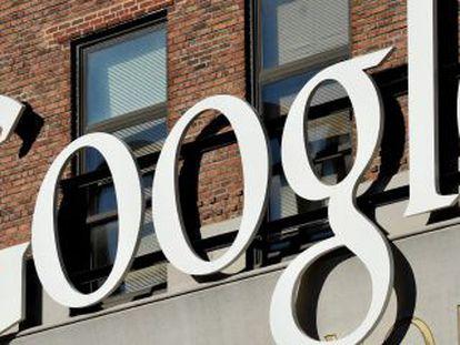 Las oficinas de Google en Nueva York.