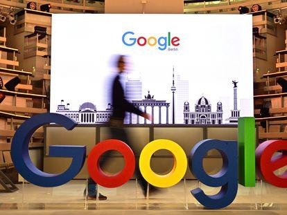 Oficina de Google en Berlín