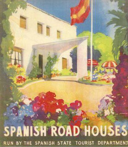 Publicidad del Patronato Nacional de Turismo.