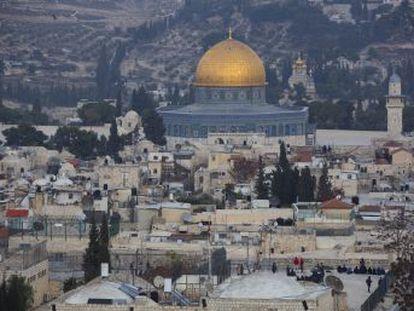 Crece la presión de la UE y los países musulmanes para frenar el giro proisraelí del presidente de EEUU
