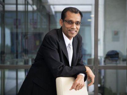 Rajiv Gupta, consejero delegado de Skyhigh