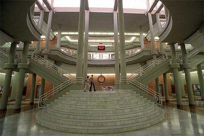Facultad de Derecho de la Universidad Autónoma de Madrid.