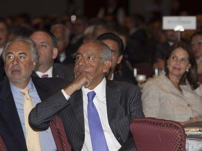 Ignacio Morales Lechuga, en un evento en agosto de 2012.