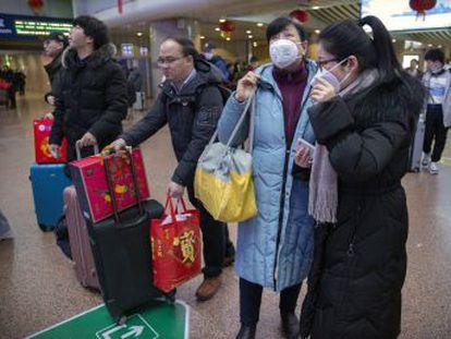 El paciente fue diagnosticado en Seattle después de viajar a la región china en el epicentro de la enfermedad, que ha dejado ya seis víctimas mortales y cientos de afectados