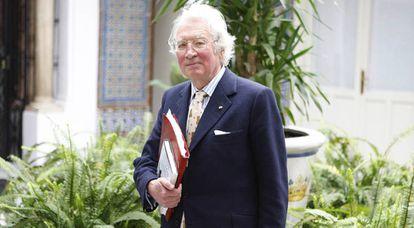 Hugh Thomas, en una foto de 2008.