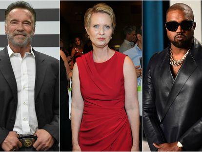 Kanye West y otros famosos con aspiraciones políticas