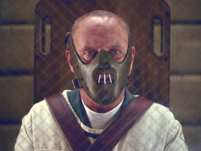 Anthony Hopkins como Hannibal