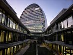 Sede operativa de BBVA en Madrid