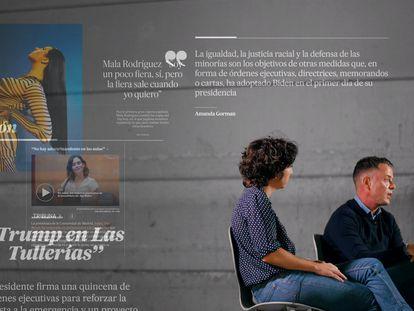 Vídeo | El nuevo diseño de EL PAÍS