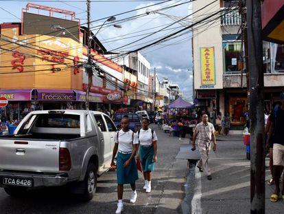 Trinidad y Tobago ha sido el destino escogido por miles de migrantes venezolanos.
