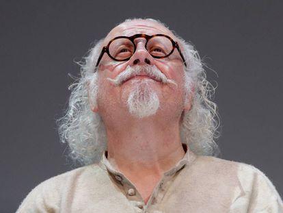 Juan Echanove, en la obra 'Sueños', de Gerardo Vera.