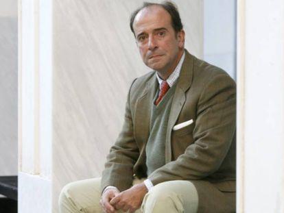 Carlos del Barco, exadjunto al Defensor del Pueblo andaluz.