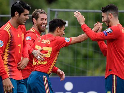 Islas Feroe - España, el partido de la fase de clasificación para la Eurocopa 2020