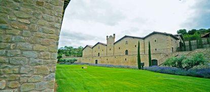 Bodega Castillo de Ygay, de Marqués de Murrieta, en Logroño (La Rioja).